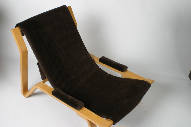 Rare Pair of Harvey Probber Sling Chair, circa 1948 For Sale 1