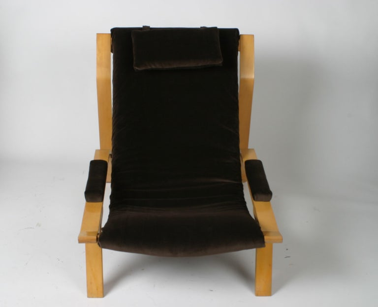 Rare Pair of Harvey Probber Sling Chair, circa 1948 For Sale 2