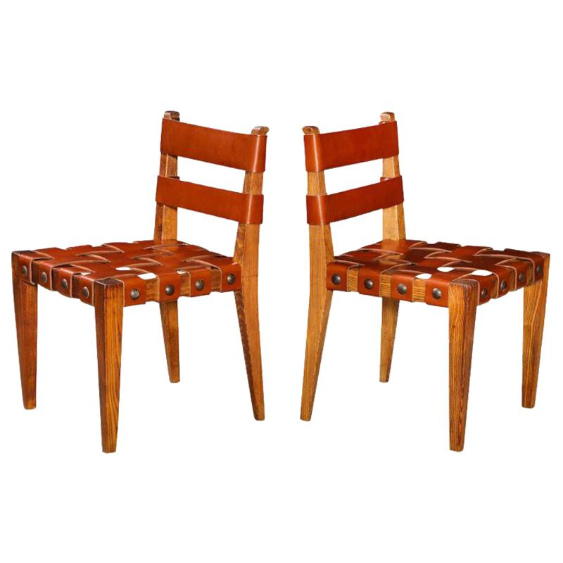 Osvaldo Borsani Side Chairs
