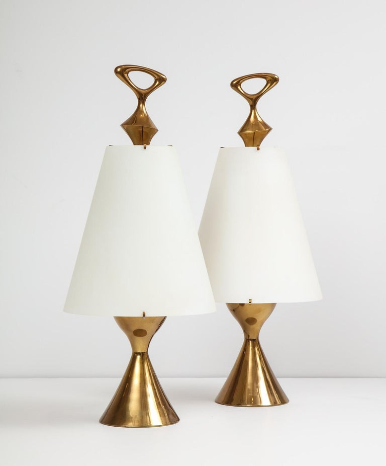 Mid-Century Modern Max Ingrand Table Lamps