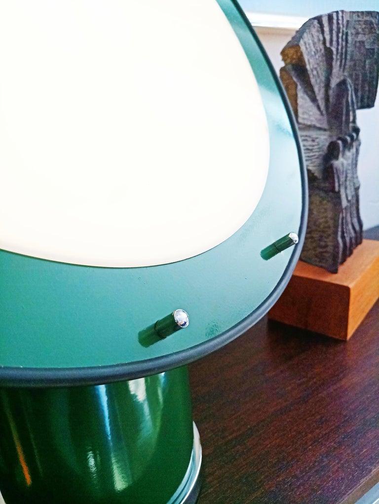 Rare Pair of the First Estiluz Table Lamp, Spain, 1970s For Sale 5
