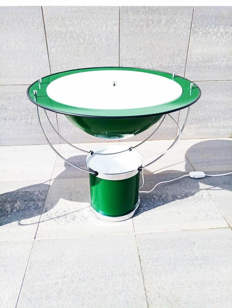 Rare Pair of the First Estiluz Table Lamp, Spain, 1970s For Sale 6