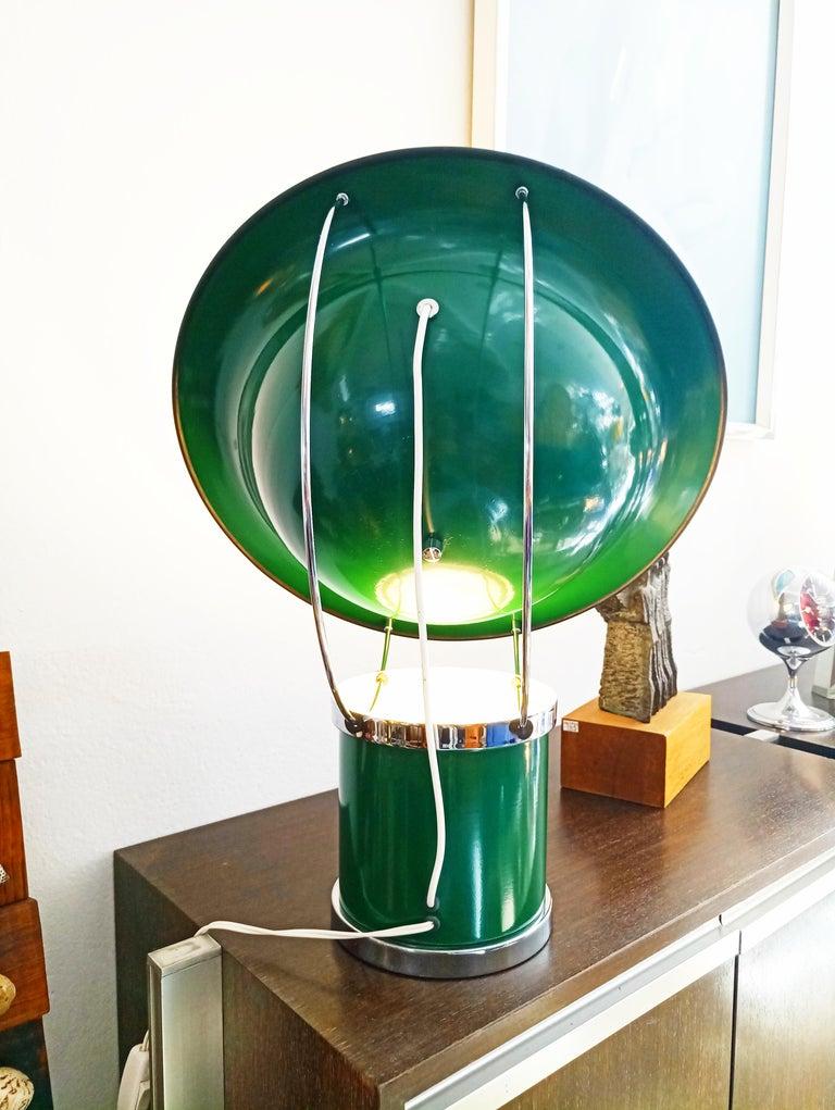 Rare Pair of the First Estiluz Table Lamp, Spain, 1970s For Sale 3