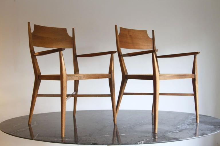 Mid-Century Modern Rare Paul McCobb Armchairs