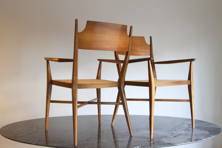 20th Century Rare Paul McCobb Armchairs