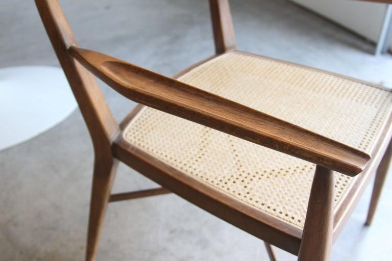 Wood Rare Paul McCobb Armchairs