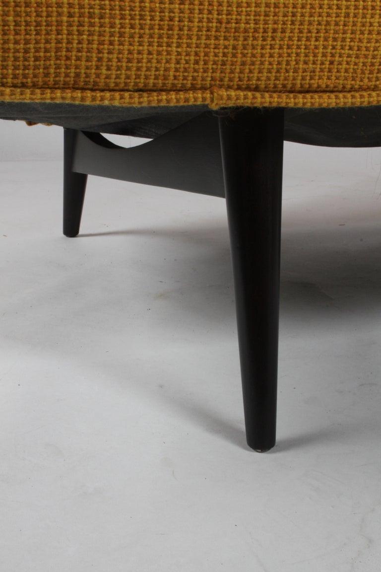Rare Paul McCobb Cubist Sofa or Settee For Sale 2