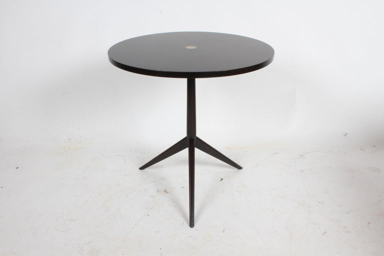 Mid-Century Modern Rare Paul McCobb Tripod Side Table Model # 70008 For Sale