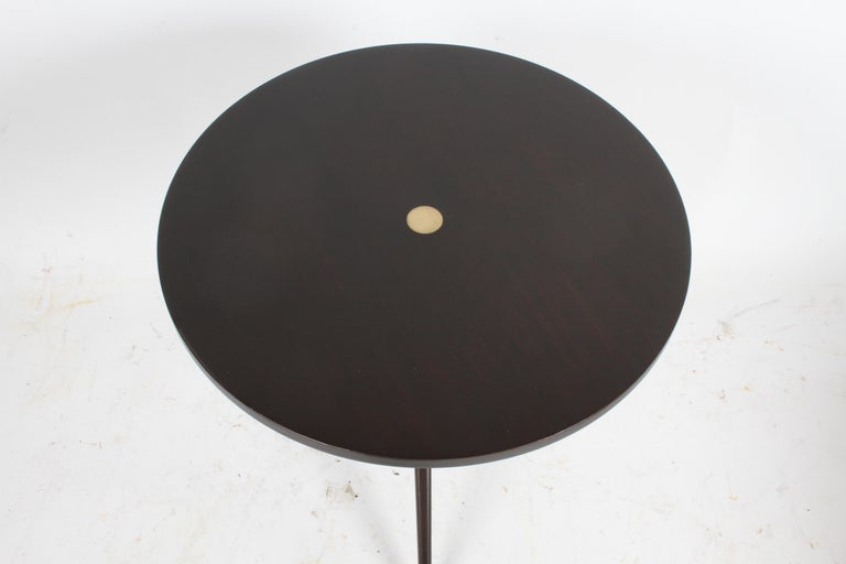 Rare Paul McCobb Tripod Side Table Model # 70008 For Sale 1