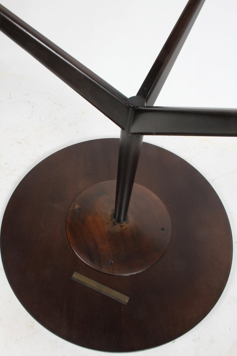 Rare Paul McCobb Tripod Side Table Model # 70008 For Sale 2