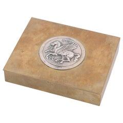 Cigar Boxes and Humidors