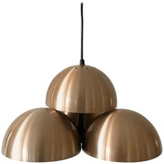 Rare Pendant Lamp Cantharel in the Style of Maija Liisa Komulainen for RAAK, NL