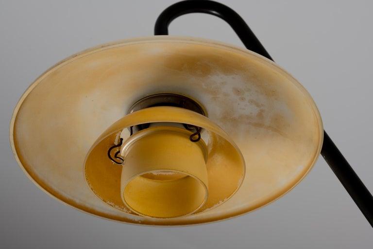 Metal Rare PH 3/2 Floor Lamp by Poul Henningsen For Sale
