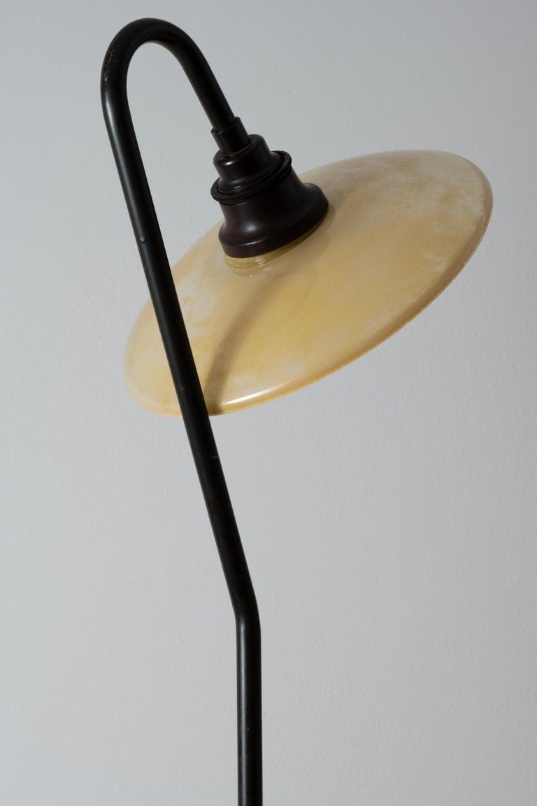Rare PH 3/2 Floor Lamp by Poul Henningsen For Sale 1