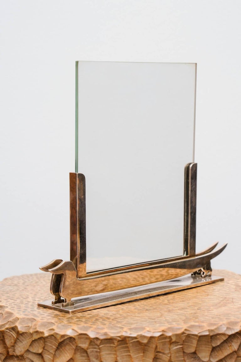 Mid-20th Century Rare Photo Frame by Hermes For Sale