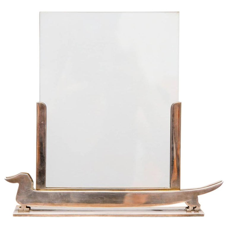 Rare Photo Frame by Hermes For Sale