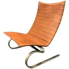 Rare PK20 lounge chair EKC / signed