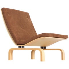 Rare PK27 Easy Chair by Poul Kjaerholm for E. Kold Christensen, Denmark, 1971