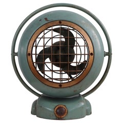 Rare Polar Cub Vintage Modernist Working Desk Fan