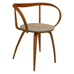 Rare Pretzel Armchair by George Nelson for Herman Miller, circa 1952