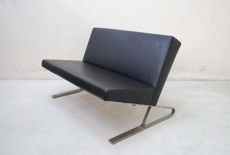 Rare Prototype of ClassiCon Model Satyr Sofa Design  by ForUse For Sale 6
