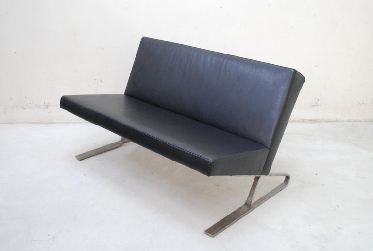 German Rare Prototype of ClassiCon Model Satyr Sofa Design  by ForUse For Sale