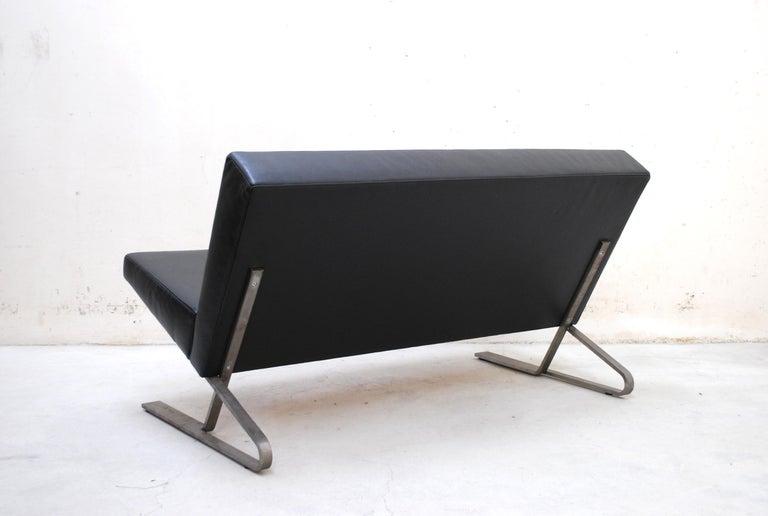 Rare Prototype of ClassiCon Model Satyr Sofa Design  by ForUse In Good Condition For Sale In Munich, Bavaria