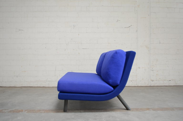 Rare Prototype Sofa Design by David Chipperfield for Interlübke 10