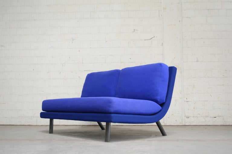 Rare Prototype Sofa Design by David Chipperfield for Interlübke 3