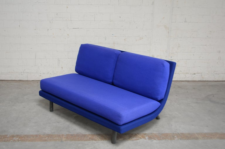 Rare Prototype Sofa Design by David Chipperfield for Interlübke 4