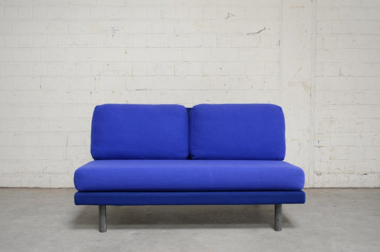 Rare Prototype Sofa Design by David Chipperfield for Interlübke 5