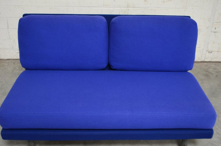 Rare Prototype Sofa Design by David Chipperfield for Interlübke 6