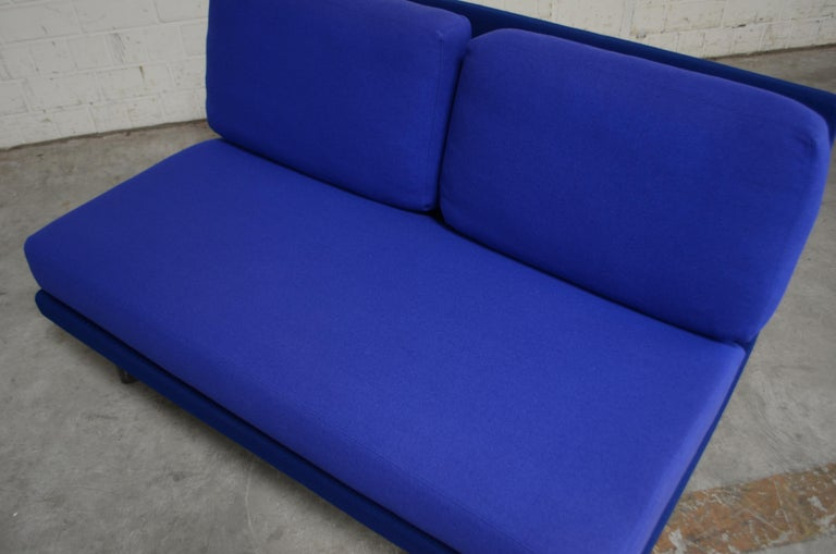 Rare Prototype Sofa Design by David Chipperfield for Interlübke 7