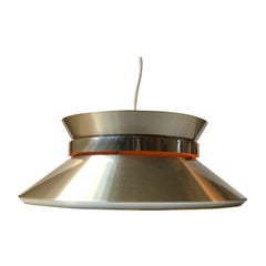 Rare Scandinavian Ceiling Light by Carl Thore for Granhaga, 1960s