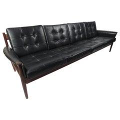 Rare Scandinavian Modern Sofa Model 168/4 by France & Son
