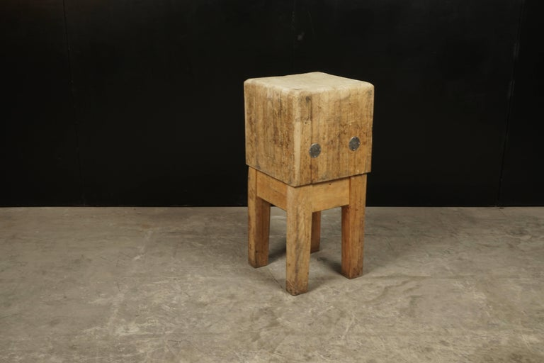 Rare Sculptor's Stand from Sweden, circa 1900 In Good Condition For Sale In Nashville, TN