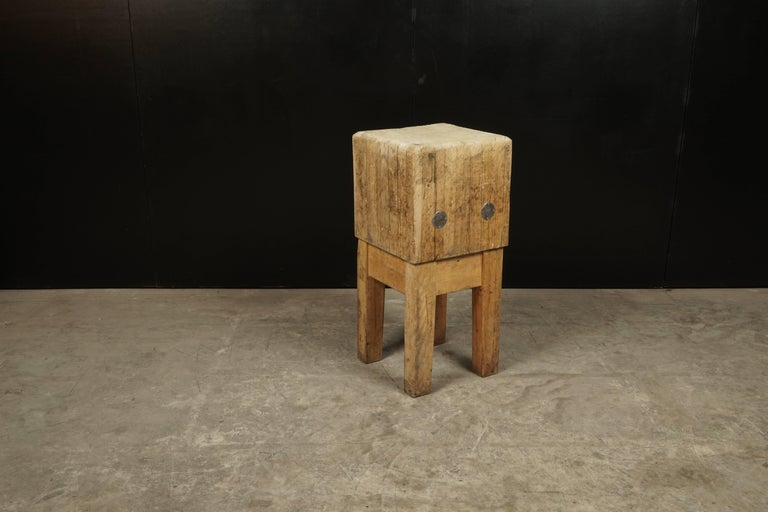 Early 20th Century Rare Sculptor's Stand from Sweden, circa 1900 For Sale