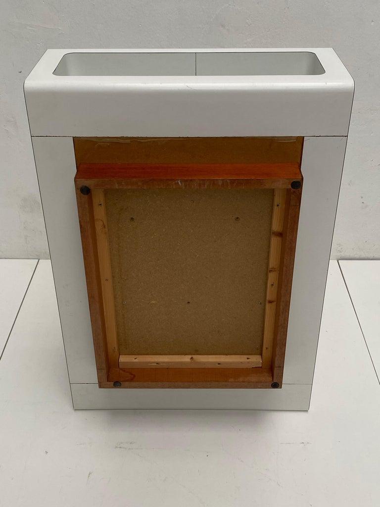 Rare Sculptual Form 'MBR 03' Coffee Table by Michel Boyer for Rouve, Paris, 1968 For Sale 8