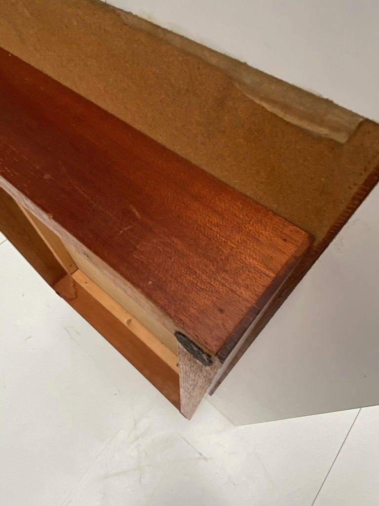 Rare Sculptual Form 'MBR 03' Coffee Table by Michel Boyer for Rouve, Paris, 1968 For Sale 9