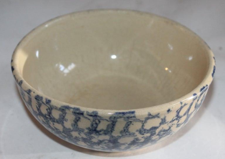 Rare Set of 19th Century Sponge Ware Kitchen Organizer For Sale 8