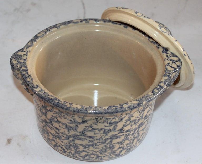 Rare Set of 19th Century Sponge Ware Kitchen Organizer For Sale 10