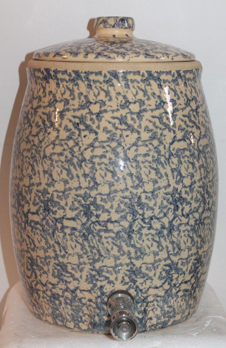 American Rare Set of 19th Century Sponge Ware Kitchen Organizer For Sale