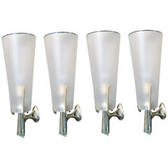 Metall Wandleuchten und -lampen