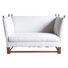 """Rare Settee from """"The Spanish Set"""" by Elias Barup"""