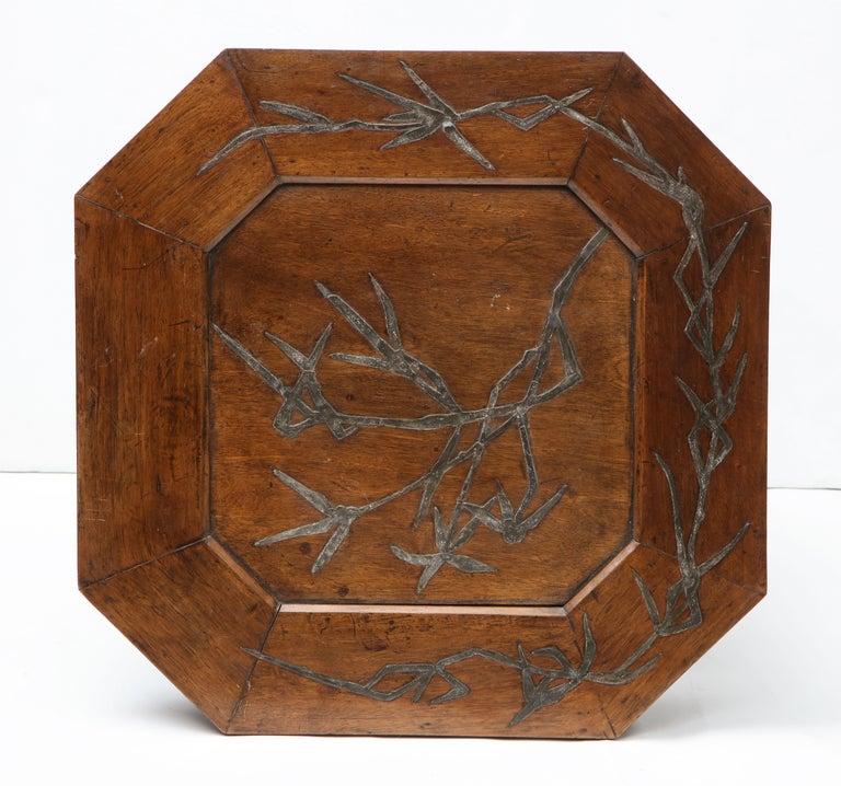 Rare Side Table by Carlo Bugatti For Sale 10