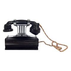 Rare SS Normandie Bakelite Telephone