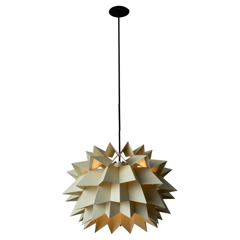 Rare Suspension Light by Anton Fogh Holm and Alfred Andersen for Nordisk Solar