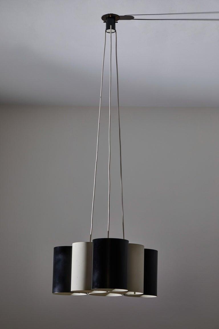 Rare Suspension Light by Stilnovo For Sale 1
