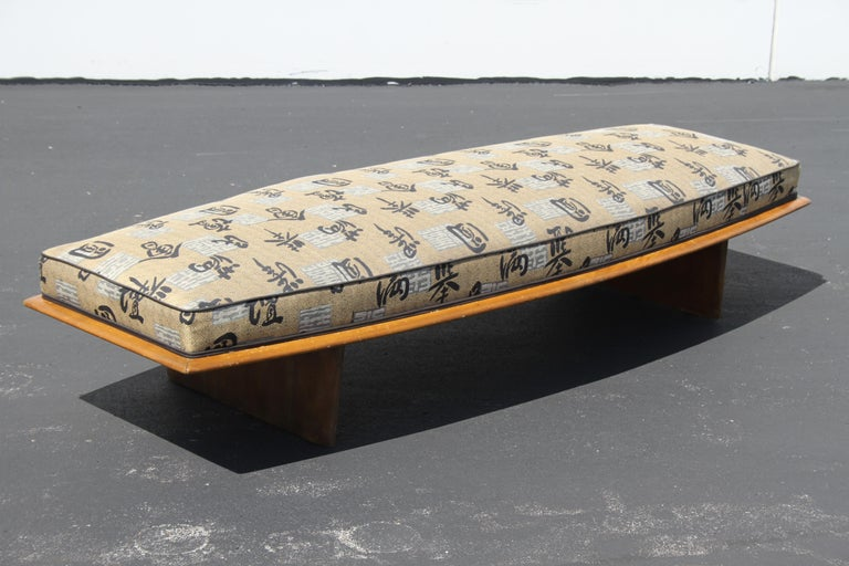 Rare T. H. Robsjohn-Gibbings for Widdicomb Daybed In Good Condition For Sale In St. Louis, MO