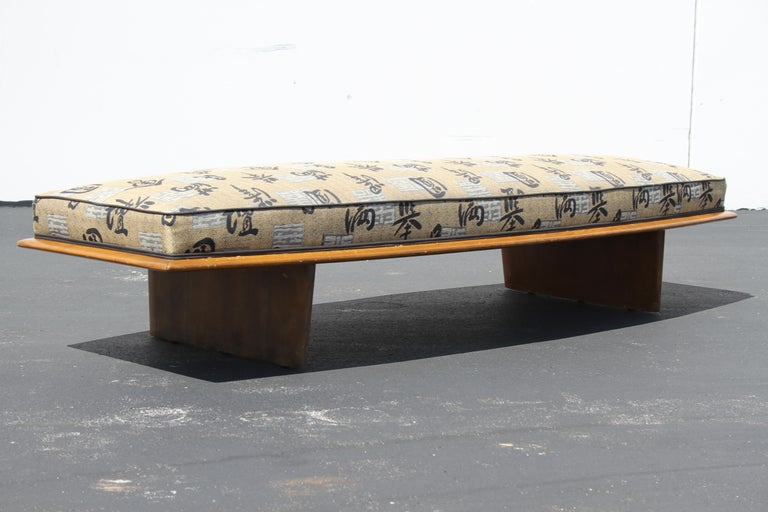 Mid-20th Century Rare T. H. Robsjohn-Gibbings for Widdicomb Daybed For Sale